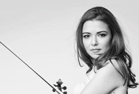 STORE NAVN: Den canadiske fiolinisten Karen Gomyo er en av de unge hovednavna til neste års festival.Foto: aSKONAS hOLT
