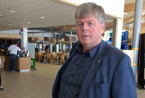 Rådmann: Inge Albriktsen i Røst kommune.