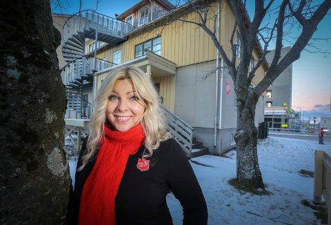 Tilbake i nord: Hanne er klar for nye utfordringer hos Frelsesarmeen i Bodø.