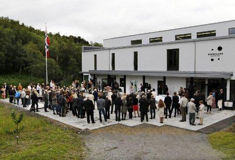Til salgs: Galleri Bodøgaard er lagt ut for salg. Prosessen mot et eventuelt kommunalt bud avhenger av politikerne.Foto: Tom Melby