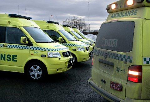 Nye ambulanser i Nordland Nye ambulanser til Nordlandsykehuset
