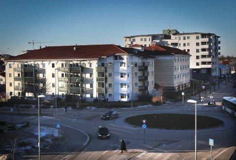 Stadiontunet sykehjem (bakerst) på Stormyra har brutt helselovgivningen, konkluderer Fylkesmannen i Nordland.