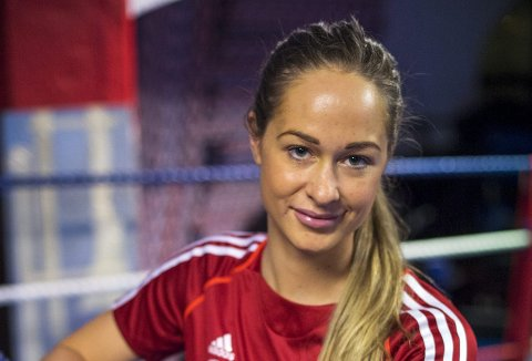 Søker Revansje: Monica Engeset (26) er lei alle sølvene. I dag får hun sjansen til å sikre seg sitt første internasjonale gull i finalen mot en tidligere bekjent ...FOTO: EIRIK HAGESÆTER
