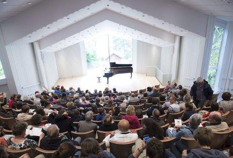 Degenerert og nazivennlig: I løpet av to konserter på tampen av 2015 og én i 2016 skal Troldhaugen-publikumet få en innsikt i musikk som led forskjellige skjebner under og etter 2. verdenskrigarkivfoto: magne turøy