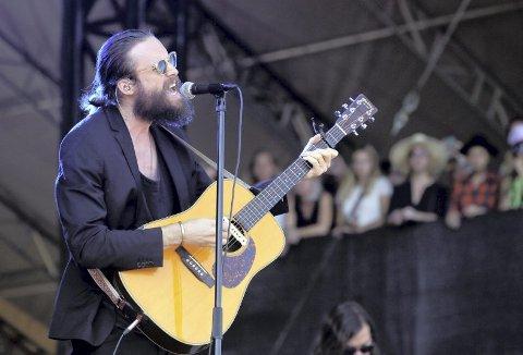 Amerikaneren Father John Misty spiller på Bergenfest i juni.