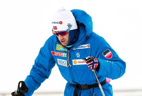 Petter Northug deltar ikke i NM på grunn av sykdom, og kommer neppe til OL. (Arkivfoto: Ned Alley / NTB scanpix)