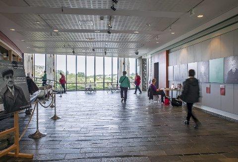 Nordsjøfartmuseet forteller historien om Telavåg og ikke minst Nordsjøfarten. – Telavåg i seg selv verdt et besøk, og det finnes mer i bygden enn bare Nordsjøfartmuseet. (Foto: OLAF KNARVIK)