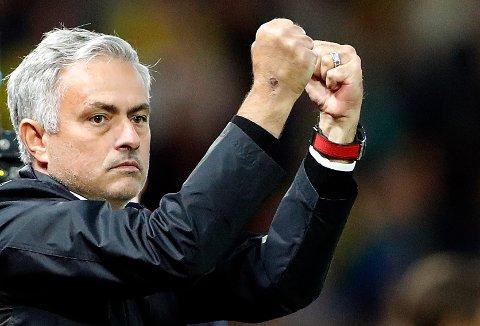Jose Mourinho gjør comeback i Premier League lørdag. Da skal han lede Tottenham mot West Ham på London Stadium.