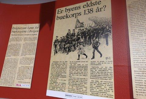 Egentlig skulle en ikke spøke med buekorps og buekorpsbevegelsen, og derfor ble veldig mange lurt disse to gangene, i 1964 og 1976. Foto: TOM R. HJERTHOLM