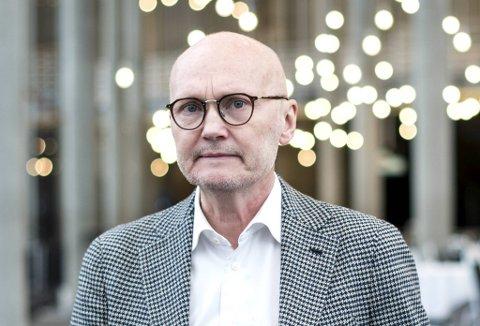 Anders Beyer har vært direktør for Festspillene i Bergen siden 2012.