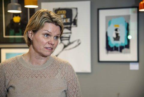 Anita Nybø opplever regelmessig at andre bedrifter ønsker å bruke Fløibanen i sine reklamekampanjer. Gjerne uten å betale for seg.