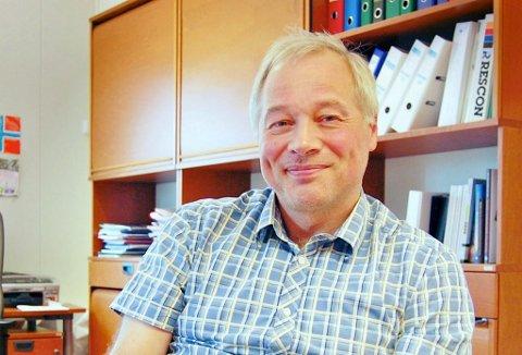 – Dette salget er et viktig steg i å legge grunnlaget for LNS-konsernets videre positive utvikling, sier administrerende direktør Frode Nilsen. (Arkivfoto)
