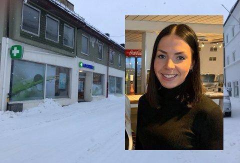 Marianne Berg, leder i HHI og reiselivssjef i Visit Nordkapp er bekymret for fremtiden til næringslivsaktørene. - Det er viktigere enn noen gang å bruke de tilbudene som finnes.