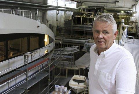 Dagleg leiar i Brødrene Aa, Tor Øyvin Aa, er oppteken av at det blir lagt opp til gode konkurransevilkår i ein internasjonal marknad.