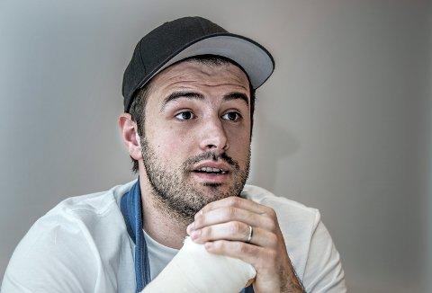Trener: Dino Mulac blir spillende Skogstrand-trener kommende sesong. (Foto: Geir A. Carlsson)