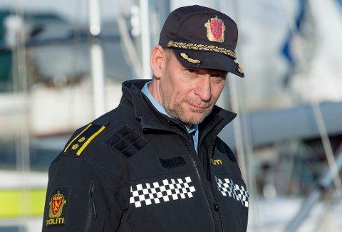 Ordenssjef Inge Jensen sier at politiet vil slå hardt ned på koronabrudd.