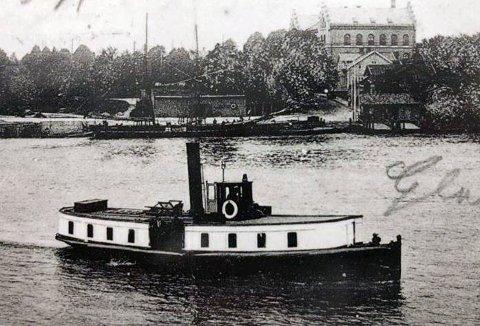 Færgebaad No III