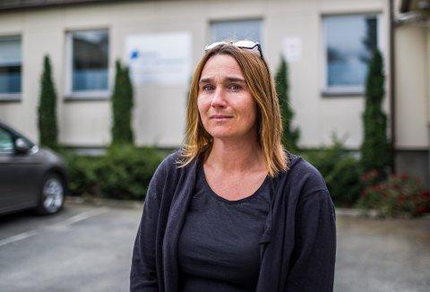 BEKYMRET: Marie Lindén frykter at personer som opplever vold i hjemmet ikke har noen muligheter til å komme seg unna under koronapandemien.