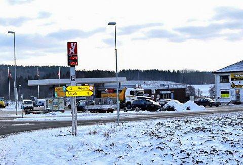 YX-stasjonen på Solgård har solid egenkapital og snudde underskudd i 2019 til overskudd i 2020.