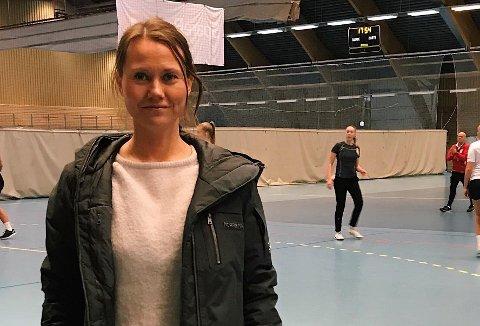 SATSTER PÅ GRASROT: Vibeke Lund har troen på at Sponz kan være med å hjelpe lag, foreninger og korps.