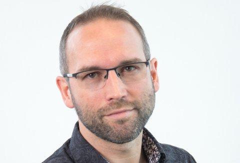 Tony Bakkejord er ansatt som klinikksjef for den nyopprettede kirurgiske klinikken på Nordlandssykehuset.