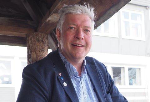 BER OM SVAR: Boy-Arne Buyle har mange spørsmål om ansettelsen av ny havnedirektør. Nå blir saken tatt opp til drøfting i kommunens kontrollutvalg.
