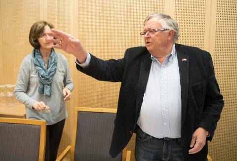ADVOKAT: Per Arne Flod mener Narvik har ei god sak.