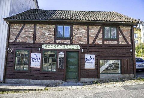 Kockgården i Tønsberg får 60.000kr til utbedring av tak.