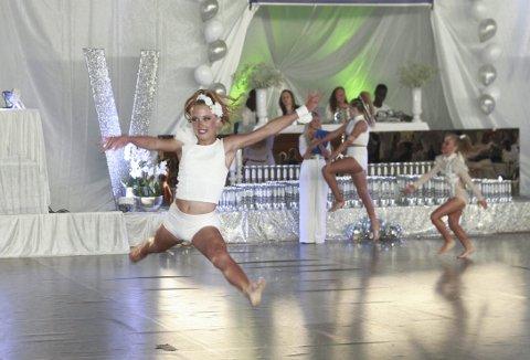 Dansestevne: Lørdag arrangeres «All White International» i Kongsvingerhallen. Foto: Arkiv