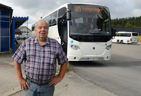 BEKYMRET: Per Roar Bredvold er bekymret for pengebruken. Foto: Sverre Viggen