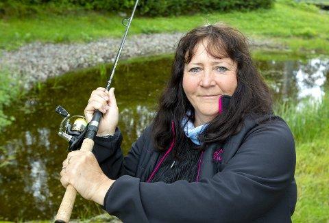 TIL VALG: Vi holder det vi lover, sier Gunn Marit Lindmoen om Pensjonistpartiet i Våler. FOTO: KJELL HERMANSEN