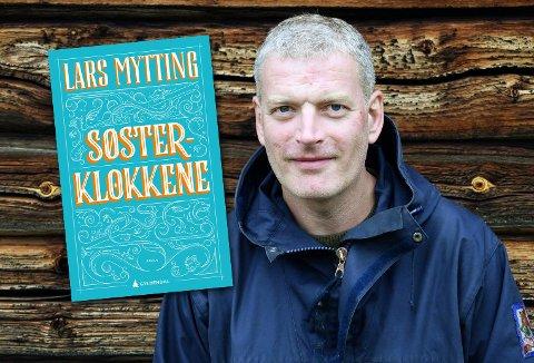 KULTURPRIS: Lars Mytting har fått Kulturprisen 2018 i Elverum.