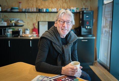 MER MUSIKK: Med Bjarte Ytre-Arne som festivalsjef har musikken fått større innpass i Hamarrama.