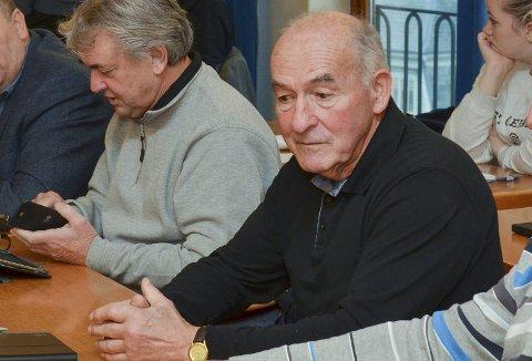 Tenker framover: Ola T. Sekse, leder av Eldrerådet, sier Odda kommune ikke må redusere antall sjukeheimsplasser, og bør allerede nå planlegge hvordan kommunen skal møte utfordringene med flere eldre i perioden 2030 - 2040.
