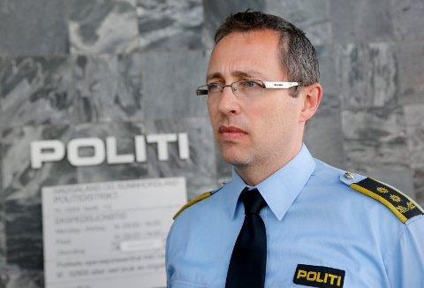 Politiadvokat Hallvard Gardshol Bjørndal var sammen med Erik Engløkk aktor under hovedforhandlingene i Haugaland tingrett. Foto: Alfred Aase