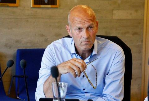 RÅDMANN: Sigurd Eikje i Tysvær forteller at de fleste smittede i kommunen allerede er i karantene.
