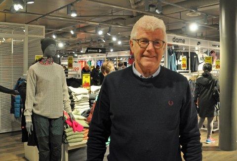 Styreleder Erik Sakshaug forklarer at G-sport Mosjøen tjente på flyttingen.
