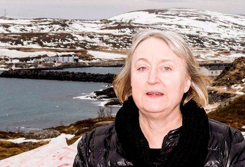 TOK BUNNTENNING: Ordfører i Hasvik, Eva D. Husby reagerer sterkt på frakt av farlig last på innfartsdag til festival. (Arkivfoto: Bjørn Egil Jakobsen)