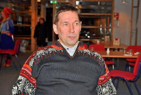 BEROLIGER: - Det er ingen dramatikk i dette, bedyrer styreleder i Luostejok kraftlag, Torgrim FredengKemi, overfor iFinnmark.