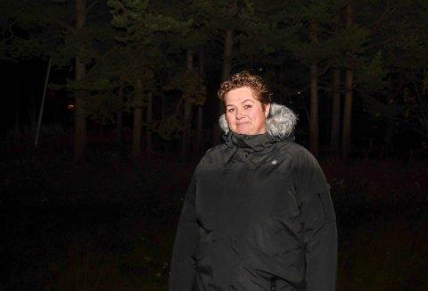 AVTROPPENDE: Gunn Mirja Eikseth er avtroppende FAU-leder ved Bossekop skole i Alta.