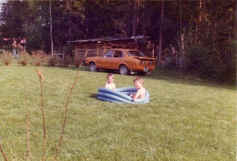 SISTE SOMMER I FRIHET: Livet var fortsatt tøylesløst sommeren 1979 - før skolen startet på høsten.