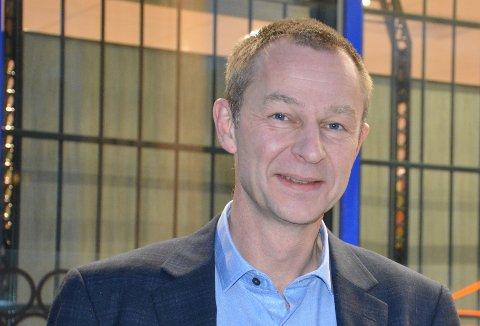 Frustrert: Rune Jørgensen (Frp).