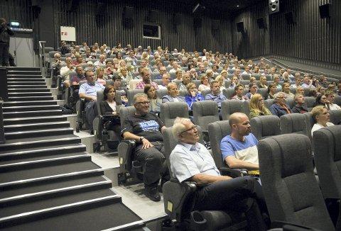 SLÅS IKKE SAMMEN: Kinoen og Musikkteateret får drive hver for seg.