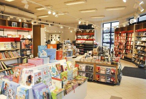 KJEDESKIFTE: Libris-butikkene på Leknes og i Svolvær blir en del av Norli-kjeden.