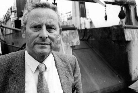 Kjartan Arctander, Formann Lofoten Trålerrederi. 11.06.1988