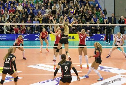 Amedias lokalaviser og Nettavisen vil sende minst 132 kamper fra volleyballens eliteserie kalt «Mizunoligaen» for kvinner og menn