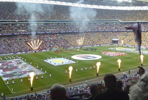 Wembley: Vinneren av Tippemesterskapet stikker av med ei langhelg til London og billett til FA-cupfinalen.