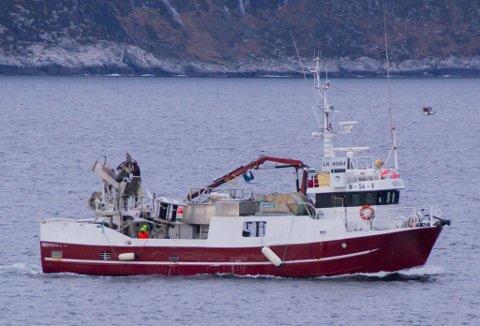 """SKIFTES UT: """"Seingen"""" fra 1990 blir i høst byttet ut med et splitter ny båt."""
