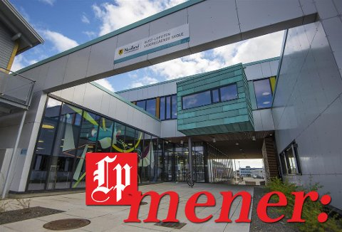 SKOLEVALG: Regjeringen åpner for fritt skolevalg i den videregående skolen.