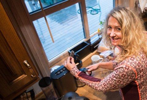 INITIATIVTAGER: Det var Unni Nilsen Husøy (Frp) som tok initiativ til at Lyngdal skule søke om å få bli med på forsøket.